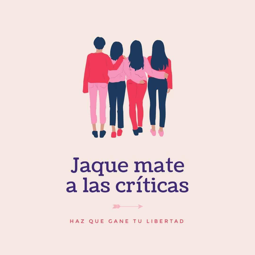 Curso Jaque Mate a las críticas